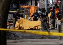 Fotogalería | Una furgoneta atropella a decenas de peatones en Toronto