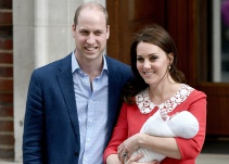 Kate Middleton da luz a su tercer hijo
