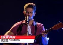 Un concursante de 'La Voz Australia' sorprende cantando 'Asturias, patria querida'