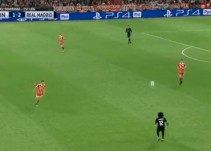 El gesto técnico de Marcelo que da la vuelta al mundo