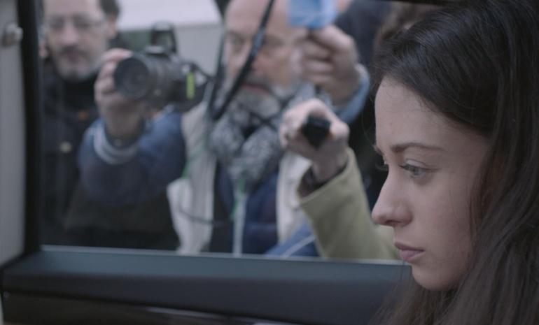 Elena Rivera, protagonista de 'La verdad'
