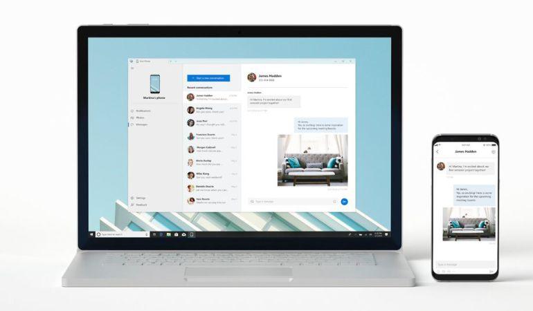 La aplicación de Windows que lleva la pantalla de tu móvil a tu ordenador