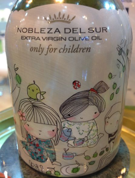 Aceite 'Only For Children'.