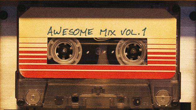 'Guardians of the Galaxy: Awesome Mix Vol.1' fue uno de los vinilos más vendidos del 2017.