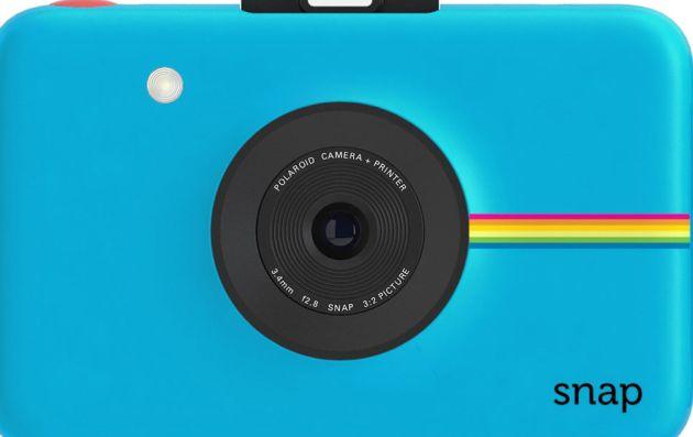 La cámara instantánea vuelve a estar de moda.