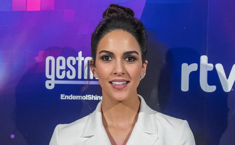 Rocio Muñoz, presentadora de 'Bailando con las estrellas'