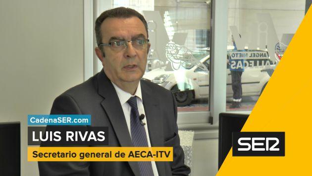 Luis Rivas responde a las preguntas de la SER.