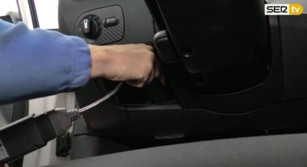 El control de gases se realizará esta prueba a los vehículos diésel y gasolina dependientes de la normativa de emisiones Euro 5 y 6.