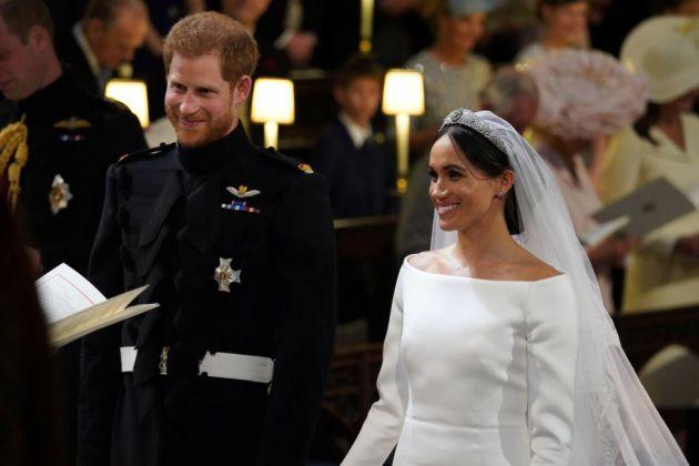 El 'sí, quiero' del príncipe Harry y Meghan Markle, en imágenes. Todas las fotos de los momentos más románticos del enlace. Cómo se pusieron los anillos, los momentos más destacados...