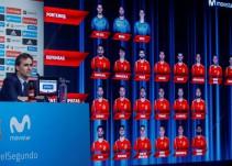Los 23 elegidos de Lopetegui para el Mundial de Rusia