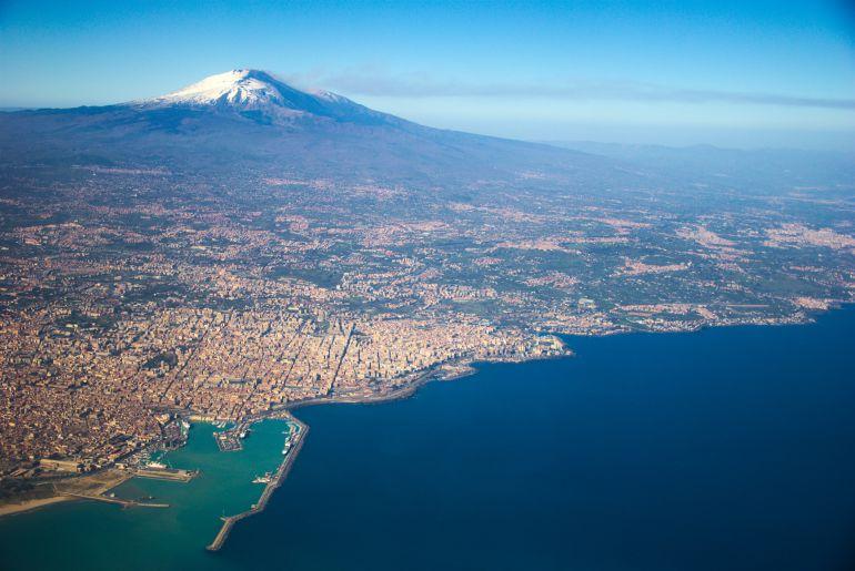 Catania, la ciudad milenaria orgullosa del compositor de Norma