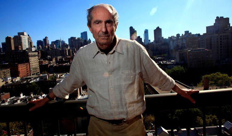 El escritor estadounidense Philip Roth, en septiembre de 2010.