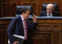 """El PNV apoya los Presupuestos """"por responsabilidad"""" y pese al 155"""