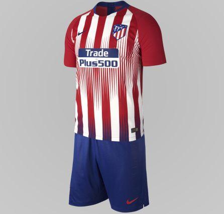 La camiseta del Atlético
