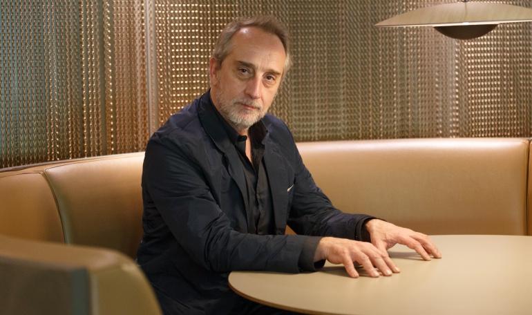 El actor Gonzalo de Castro, protagonista de 'Matar al padre'