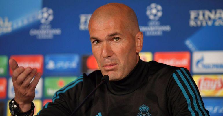 Los diez mandamientos de Zidane para la final de Kiev