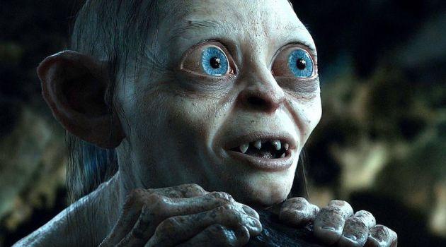 Gollum es uno de los personajes más populares de la saga.