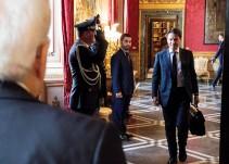 Conte renuncia al encargo de formar un Gobierno en Italia