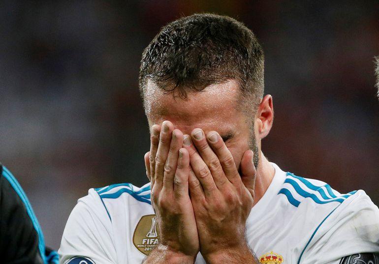 Salah y Carvajal se van lesionados entre lágrimas