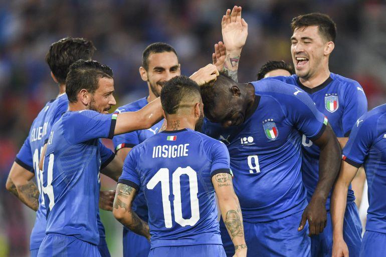 La Arabia Saudita de Pizzi hizo sufrir a Italia en amistoso