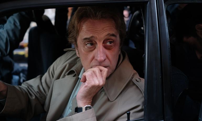 Gonzalo de Castro, protagonista del último estreno de Movistar: 'Matar al padre'