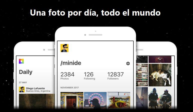Regresa Fotolog y lanza app