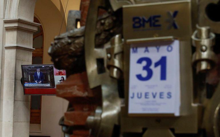 Wall Street arrastra a las bolsas europeas a la baja