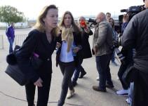 Rosalía Iglesias sale de la cárcel tras abonar los 200.000 euros de fianza