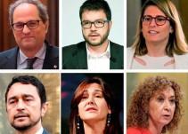 Se publica el nombramiento del nuevo Govern de Joaquim Torra