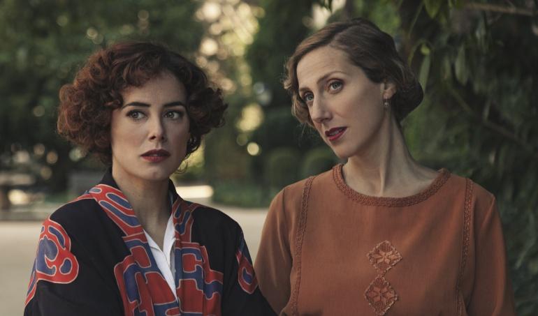 Patricia López y Cecilia Freire, protagonistas de 'La otra mirada'