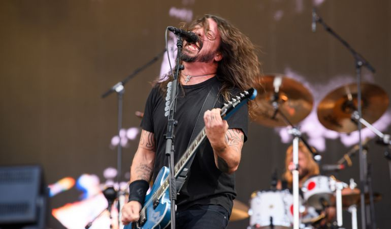 Dave Grohl explica por qué Foo Fighters no cambia de estilo