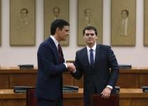 Rivera ordena no criticar a los ministros de Sánchez tras alabar a algunos de ellos en el pasado
