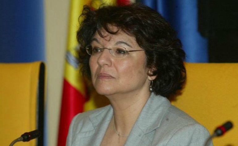 La secretaria de Estado, Soledad Murillo.