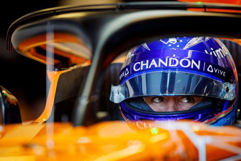Alonso, en los libres de Montreal