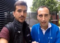 El búnker de la selección española en Krasnodar