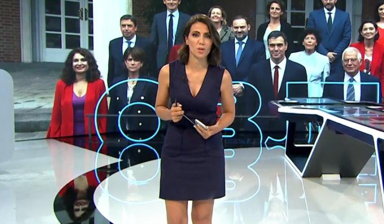 Ana Pastor, presentadora de 'El objetivo' en laSexta