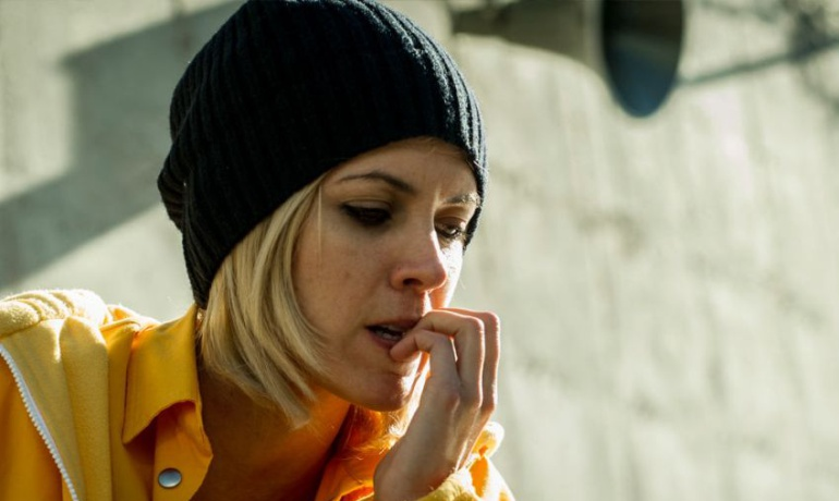 Maca (Maggie Civantos) regresa a Cruz del Norte