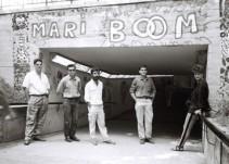 El arte de guerrilla vuelve a la galería 'Mari Boom'