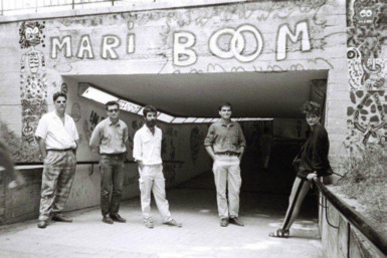 El arte de guerrilla vuelve a la galería `Mari Boom`