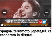 La prensa internacional se hace eco de la destitución de Julen Lopetegui