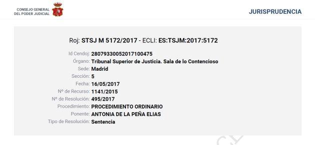Documento | Las sentencias del fraude fiscal de Màxim Huerta.
