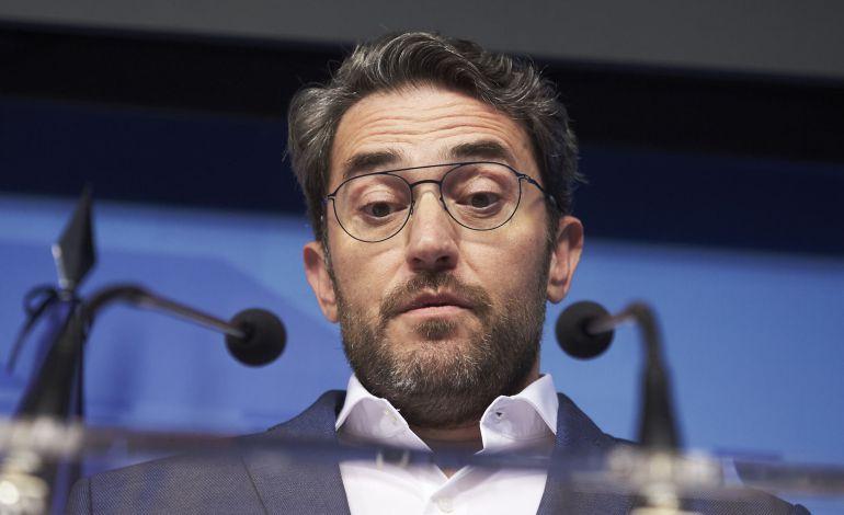 Màxim Huerta cobrará poco más de 1.000 euros por su semana al frente del ministerio