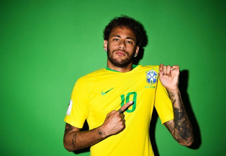 Neymar, titular ante Austria y Coutinho, más en el centro