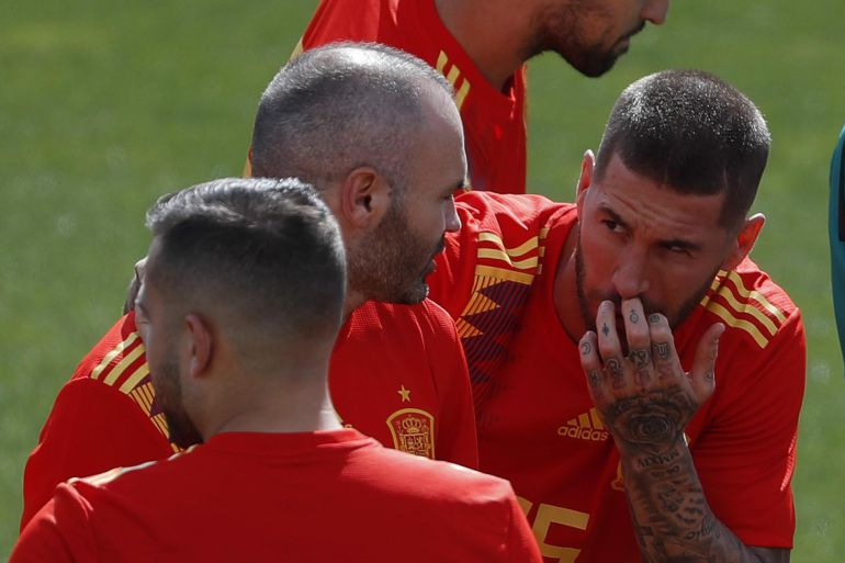 Portugal contra España online — En vivo