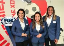 Isabelly Morais, primera mujer en narrar un gol de Brasil en un Mundial