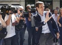 """Pablo Casado quiere liderar el PP con un proyecto de """"renovación e integración"""" que recupere la base electoral de los jóvenes"""