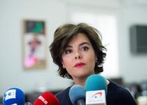 Sáenz de Santamaría confirma que optará a suceder a Rajoy al frente del PP