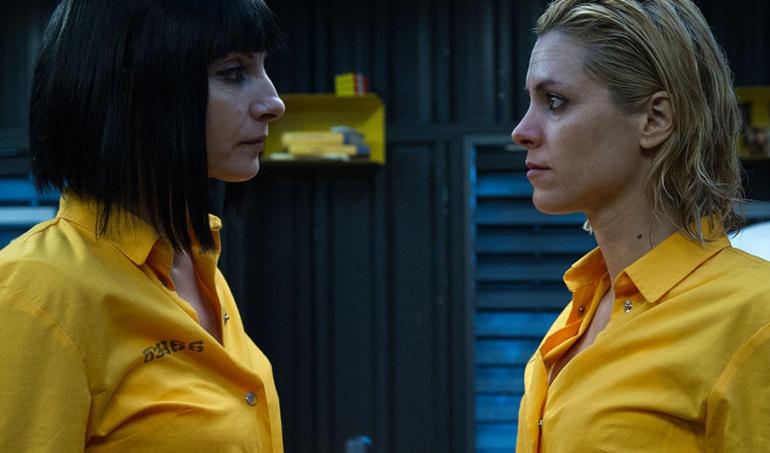 Najwa Nimri y Maggie Civantos, protagonistas de 'Vis a vis'
