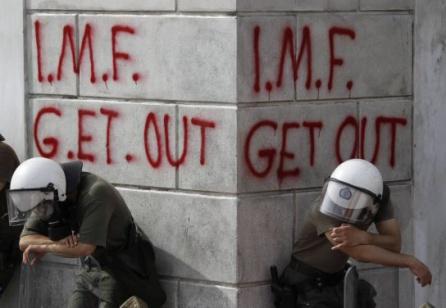 El gobierno griego califica de
