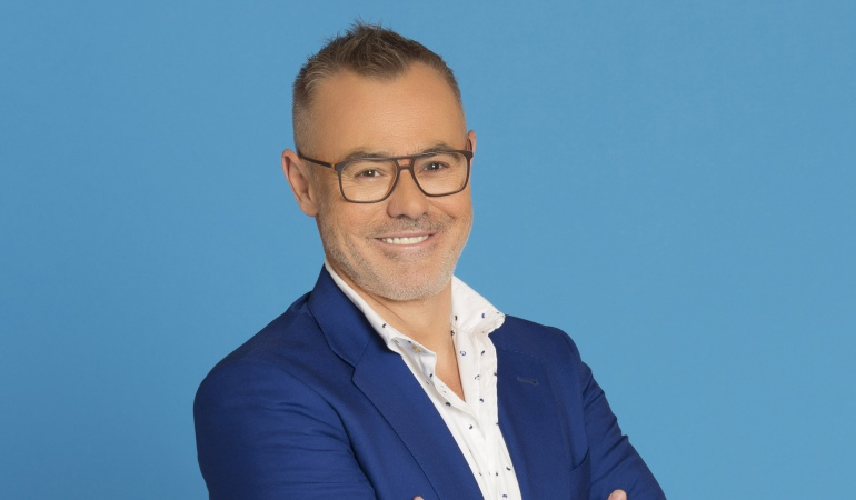 Jordi González, presentador de Telecinco